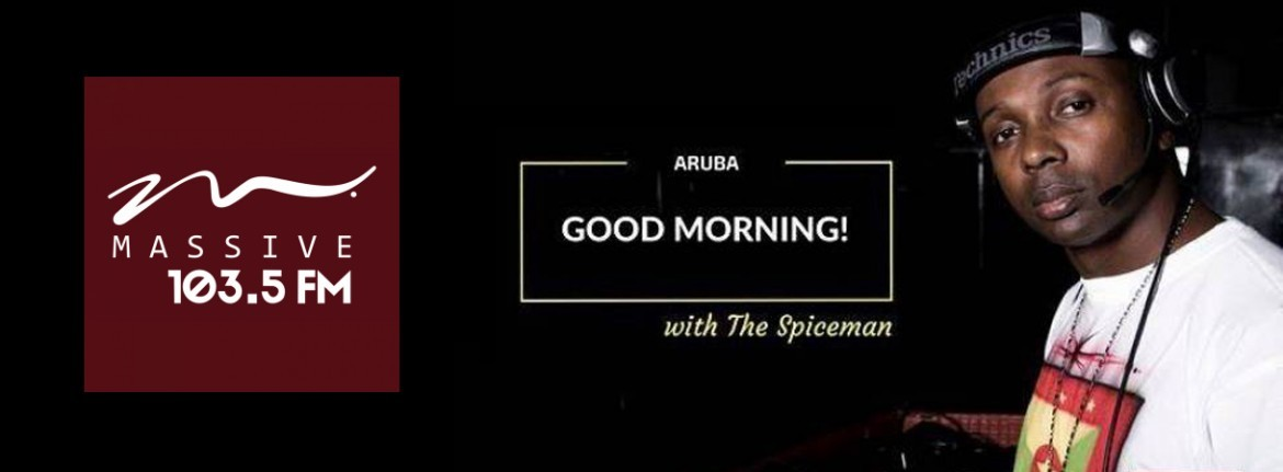 @TheSpicemanMusic: #ArubaGM!